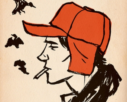 Image result for holden caulfield